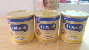 Enfamil infant milk for Sale in Miami, FL
