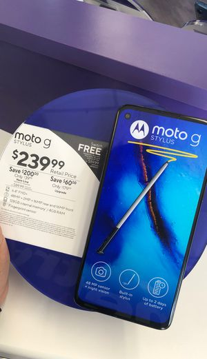 Free Moto G Stylus for Sale in Garland, TX