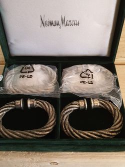 Neiman Marcus Napkin Rings for Sale in Westerville,  OH