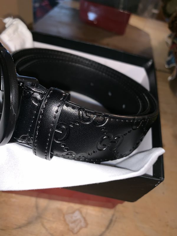 Verified Gucci and Ferragamo Belts (pre-owned)