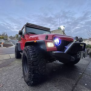 2005 Jeep Wrangler for Sale in Kenmore, WA