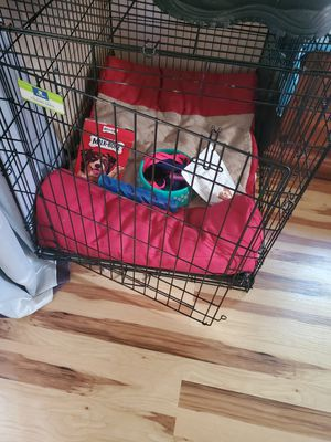 42 inch dog crate for Sale in Wayne, MI