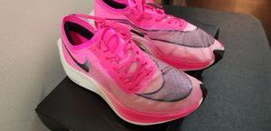 Nike ZoomX Vaporfly Next% - Pink for Sale in Downey, CA