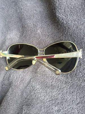Tory Burch silver reflective sunglasses for Sale in Las Vegas, NV