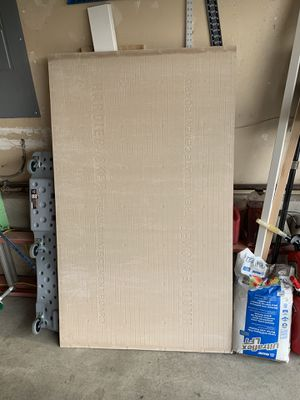 Free concrete board and bag of mortar for Sale in Marysville, WA