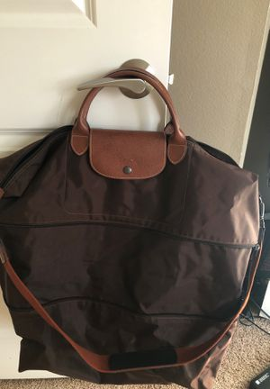 Longchamp expandable tote for Sale in Lynnwood, WA
