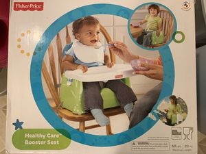Fisher Price Healthy Care Booster Seat for Sale in Long Beach, CA