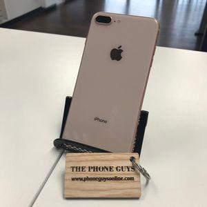 Apple iPhone 8 Plus Unlocked for Sale in Kent, WA