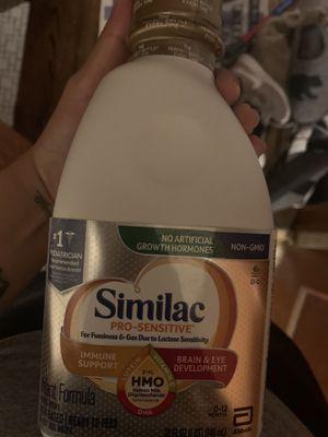 SIMILAC pro sensitive for Sale in Oklahoma City, OK