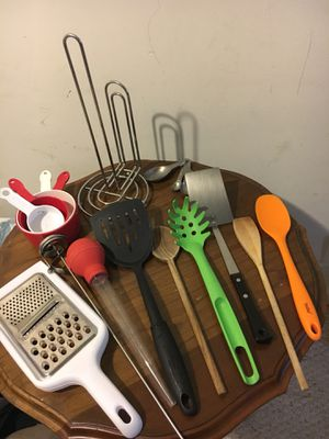 Kitchen utensils for Sale in Alexandria, VA