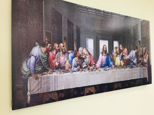 New Lords Supper Canvas forRoom Decor for Sale in Kirkland, WA