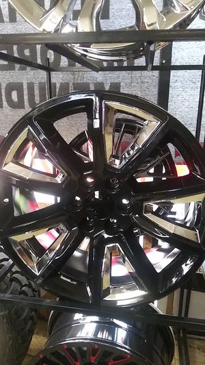Rines 22x9 6x139.7 for Sale in Glendale, AZ
