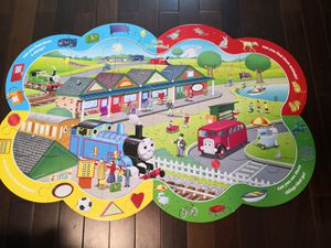 Thomas & Friends Giant Floor Puzzle-First Look & Find 40 pieces for Sale in New York, NY