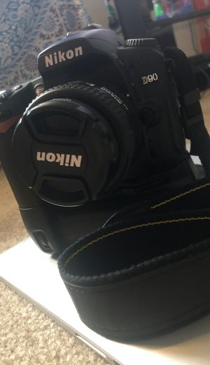Nikon D90 for Sale in Morgantown, WV