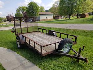 12 foot trailer for Sale in Marietta, OH