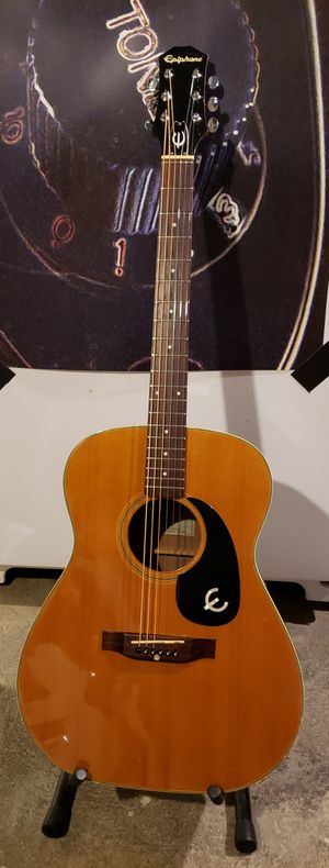 Epiphone Acoustic Guitar JAPAN MADE! for Sale in Canonsburg, PA