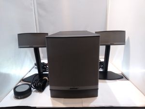 Bose Companion 5 Multimedia Speaker System (PHL043855) for Sale in Philadelphia, PA