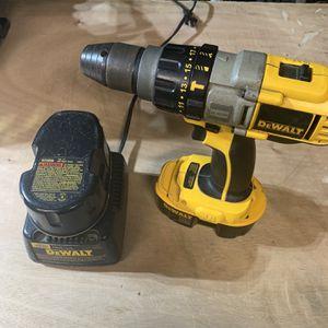 Dewalt 18V XRP 1/2 Drill/ Driver/ Hammer drill for Sale in Newport News, VA