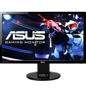 ASUS VG248QE 3D Gaming Monitor -UHD 3D Vision for Sale in Hyattsville, MD