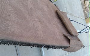 Hanging mat for Hammock, with pouch and pillow. Gently used. NO Frame for HAMMOCK, No chains. Will trade... for Sale in Las Vegas, NV