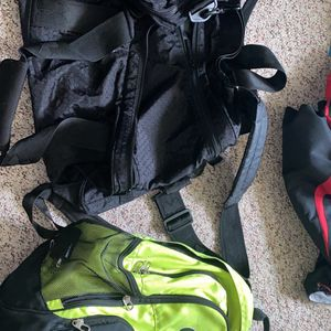 Under Armor Duffle Bag And Nike Bag for Sale in Franklin, IN