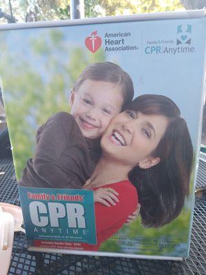 """Family & Friends CPR Lifesaving Skills """"Mini Anne"""" for Sale in Stockton, CA"""