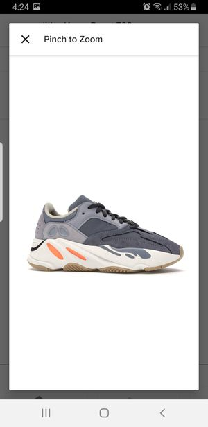 """Yeezy 700 """"Magnent"""" Size 12 DS brand new for Sale in Chicago, IL"""
