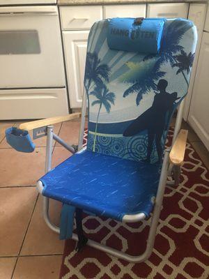 Beach Chair Backpack for Sale in Pompano Beach, FL