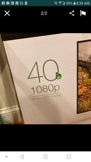 Brand new 40 inch for Sale in Baltimore, MD