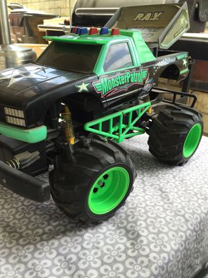 RC Monster Patrol Truck for Sale in West Covina, CA