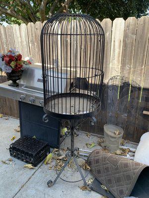 bird cage for Sale in Sacramento, CA