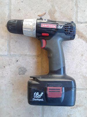 Craftsman drill for Sale in Laredo, TX