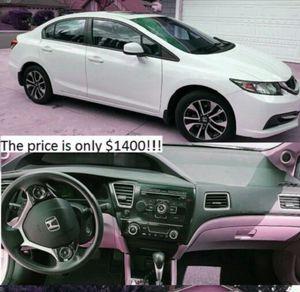 2013 Honda Civic Price$1400 for Sale in Stamford, CT