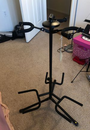 Guitar 🎸 stand for 3 guitars or bass guitars for Sale in San Diego, CA