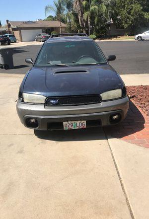 1997 Subaru Legacy Outback for Sale in Clovis, CA