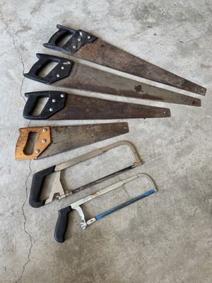 Saws for Sale in Imperial, MO