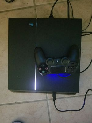 ps4 playstation 4 with 3 games for Sale in Phoenix, AZ