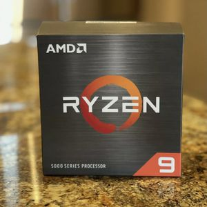AMD Ryzen 9 5950X 16-core, 32-Thread Unlocked Desktop Processor Without Cooler *NEW NEVER OPENED* for Sale in Anaheim, CA