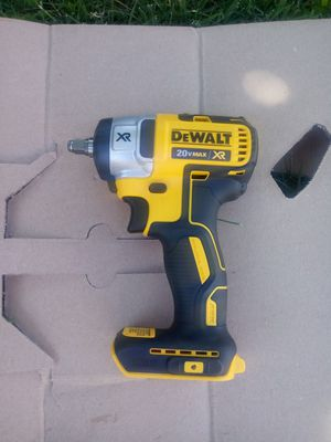 Dewalt nuevo 3/8 xr tool only for Sale in Perris, CA
