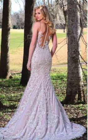 Wedding Dress - Designer Justin & Ashley