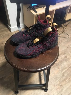 "Nike LeBron 15 ""New Heights"" Size 9.5 for Sale in Bowling Green, KY"