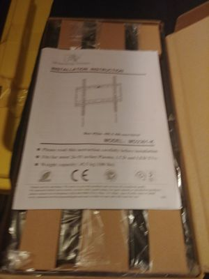 Mounting Dream TV Wall Mount New in Box for Sale in Denver, CO