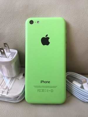iPhone 5c :Excellent Condition ,Factory Unlocked ,clean IMEI. for Sale in Springfield, VA