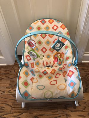 Baby crib with mattress and a rocker for Sale in Sandy Springs, GA