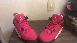 Jordan retro 4 Valentine's edition 5Y for Sale in Las Vegas, NV