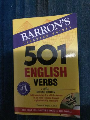 English Book, BARRON'S Editorial for Sale in Washington, DC
