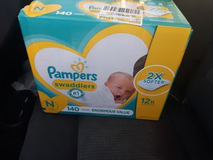 Newborn diapers for Sale in Virginia Beach, VA