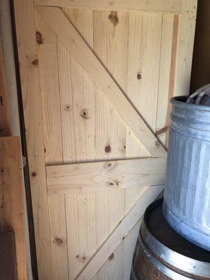Barn door for Sale in Industry, CA