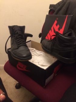 Jordan one and a Chelsea boot for 70 for Sale in Alexandria,  VA