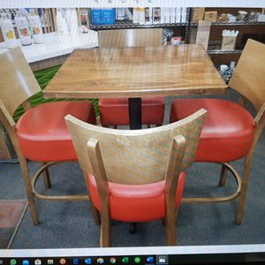 Low Top and High Top Chairs and Tables for Sale in Lockhart, FL